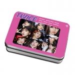 LOMO CARD + กล่องเหล็ก TWICE One More Time 40รูป