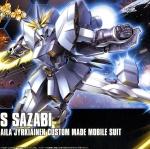 HGBF 1/144 012 Miss Sazabi