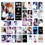 LOMO CARD BTS JIMIN 02