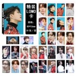 LOMO CARD Youngjae GOT7 30รูป