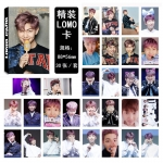 LOMO CARD BTS YOU NEVER WALK ALONE Rap Monster 03