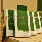 GUSMO กัสโม่ ผลิตภัณฑ์เสริมอาหาร สูตรดื้อยา ลดยาก อยากบล็อกแป้งและ ดักจับไขมัน