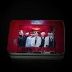 โพราลอยด์ + กล่องเหล็ก BTS Dope