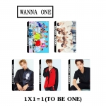 LOMO CARD WANNA ONE 1X1=1(TO BE ONE) 30 รูป