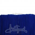 ยางยืด เส้นกลม 1มม. สีน้ำเงิน (144 หลา)