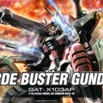 HGSEED 1/144 42 Verde Buster Gundam