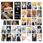 LOMO CARD GOT7 7 FOR 7 YuGyeom