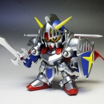 BB 370 Legend Knight Gundam