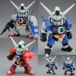 BB 369 Gundam Age-1 (Normal , Titus ,Spallow)