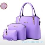 กระเป๋าถือ AIN แบบ set 3 ใบ รหัส K001