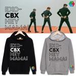 เสื้อฮู้ด EXO CBX