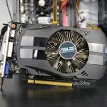 [VGA] ASUS GTX750Ti 2GDDR5 2G 128BIT ประหยัดไฟ ไม่ต่อไฟเพิ่ม