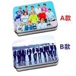 LOMO CARD + กล่องเหล็ก WANNA ONE To Be One 40รูป