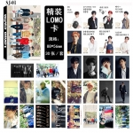 LOMO CARD SUPER JUNIOR 30รูป