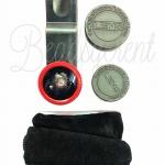 clip lens เลนส์ติด smart phone สีแดง