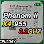 [AM3] Phenom II X4 955 3.2Ghz
