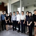 ความร่วมมือกับมศว ในการทำหลักสูตร Train the Trainer ให้กับสมาคมช่างทองไทย