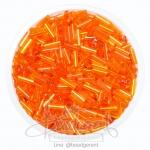 ปล้องยาว โทนรุ้ง สีส้ม (15 กรัม)
