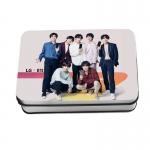 LOMO CARD + กล่องเหล็ก BTS 30รูป