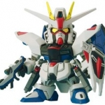 BB 257 Freedom Gundam