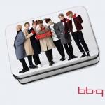 LOMO CARD +กล่องเหล็ก BTS BBQ