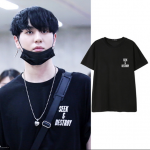 เสื้อยืด Yugyeom GOT7 Style -ระบุไซส์-