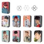 โพราลอยด์ 30แผ่น + กล่องเหล็ก EXO EX'ACT Monster Lucky One (ระบุเมมเบอร์)