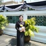 เข้ากราบพระบรมศพรัชกาลที่ 9 กับสมาคมช่างทองไทย