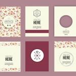 ฉลาก Eco style สไตล์การออกแบบดีไซน์แบบใช้สีสันที่สดุดตาสวยงาม ฉลากไว้ใช้แปะกับแพคเกจน้ำหอม // ตัวอย่างดีไซน์ สติ๊กเกอร์ฉลาก Chill Shop Package