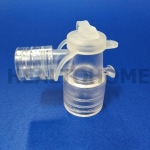 Double Swivel Elbow w/ Suction Port G72231