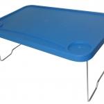 โต๊ะญี่ปุ่นแบบพกพา สีน้ำเงิน