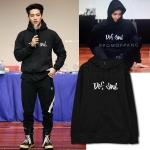 เสื้อฮู้ด JB GOT7 Style -ระบุไซส์-