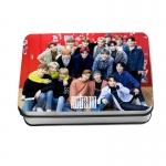 LOMO CARD + กล่องเหล็ก NCT 2018 EMPATHY Album 40รูป
