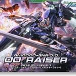 HG00 1/144 38 OO Raiser (Designer's Color Ver.)
