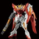 HGBF 1/144 033 Wing Gundam Zero Honoo