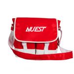 กระเป๋าสะพาย NU'EST สีแดง