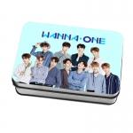 LOMO CARD + กล่องเหล็ก WANNA ONE YoHi YO-HI 44รูป