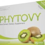 ไฟโตวี่ PHYTOVY อาหารเสริมดีท็อกซ์ลำไส้ ล้างสารพิษด้วยสารสกัดจากธรรมชาติ