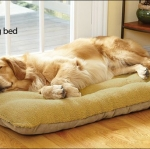 ที่นอนสุนัขสปาเพื่อสุขภาพ สามารถถอดซักทำความสะอาดปลอกที่นอนได้