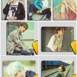แผ่นรองเม้าส์ BTS - In the Mood for Love pt.2