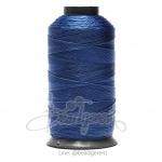ด้ายไนลอน 210/6 สีน้ำเงินจืด (1 ม้วน)