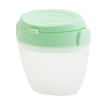 KK-03 กล่องเก็บขนม Snack Box (เขียวมินท์)