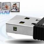 [อุปกรณ์เสริม] Mini USB Wireless LAN 802 150M