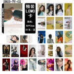 LOMO CARD TAEYEON FINE I GOT LOVE 30รูป