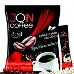 Join coffee 3 in 1 กาแฟปรุงสำเร็จรูปชนิดผง (แพ็ค 25 ซอง)