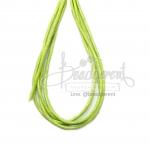 เชือกคอตตอน 1.5มม. สีเขียวตอง (1 หลา)