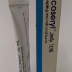 Solcoseryl Jelly 10% สำหรับแผลตื้น 20 กรัม