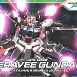 HG00 1/144 26 Seravee Gundam