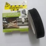 """Anti slip tape เทปกันลื่น สีเหลืองดำ กว้าง 1"""" ยาว 5 เมตร เทปมีกาว ผิวกระดาษทราย สำหรับติดบันได ทางเดิน ทางลาดเอียง"""