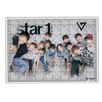 จิ๊กซอว์+กรอบ Seventeen Star1